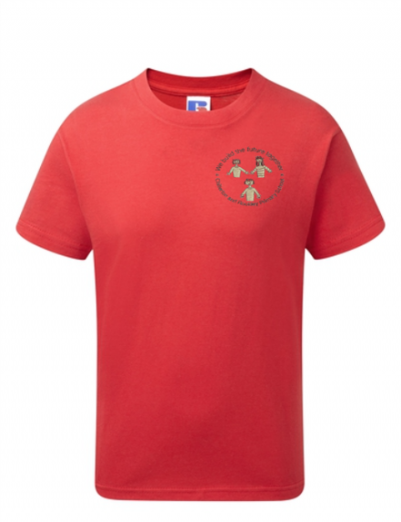 Chillerton and Rookley P.E T-shirt